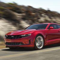 El nuevo Chevrolet Camaro LT1 mantiene los 451 CV y se convierte en el Camaro V8 más barato