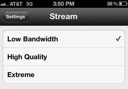Spotify mejora su calidad en el iPhone
