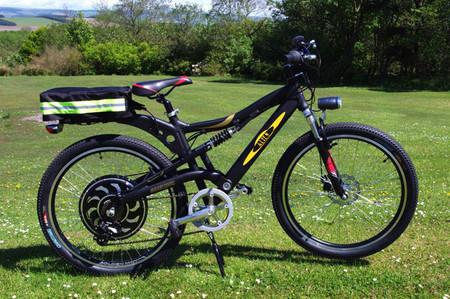 """Las nuevas y """"prohibitivas"""" bicicletas eléctricas de AlienOcean"""
