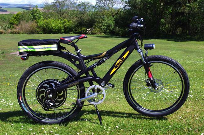 Alien Ocean Bicicleta 1000 W