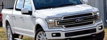 La despedida del V8 se acerca, Ford reduce la producción de los V8 para las F-Series por demanda baja