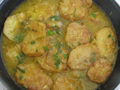 Receta: cómo hacer las auténticas patatas a la importancia de la Ribera del Duero