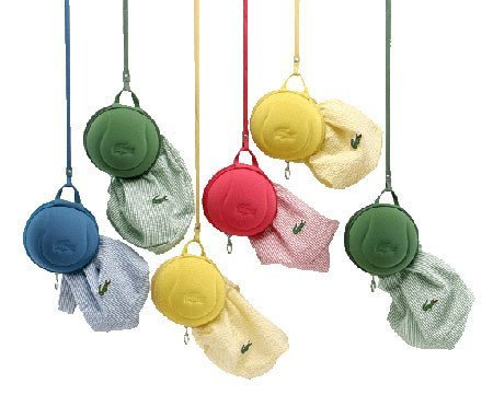 Mini bolsos de Lacoste