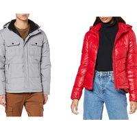 Chollos en tallas sueltas de chaquetas y cazadoras Levi's, Pepe Jeans o Jack & Jones a la venta en Amazon