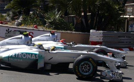 """Nico Rosberg: """"Aún estoy por encima de Schumacher"""""""