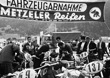 150 años de Metzeler