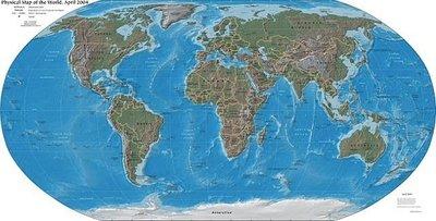 '¿Dónde está Londres? Mmm.. ¿en Bélgica?' Y otros ejemplos de incultura geográfica