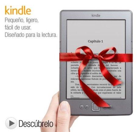 Amazon Kindle en España