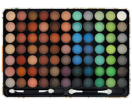 Paintbox Paleta De Sombras W7