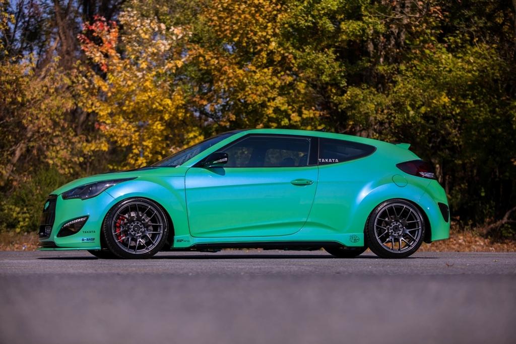 Foto de Hyundai Veloster By Fox Marketing (11/14)