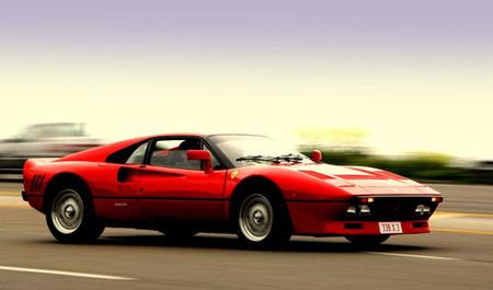 Anunciada una concentración veraniega de Ferrari 288 GTO en California