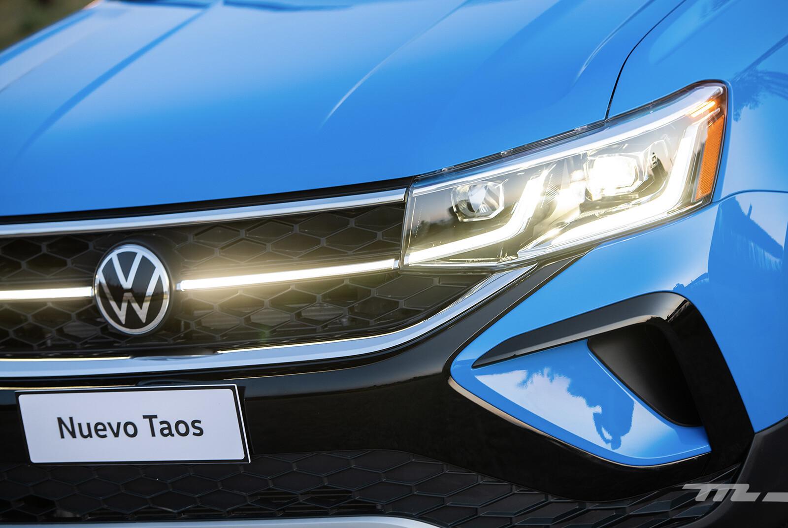 Foto de Volkswagen Taos (lanzamiento en México) (12/30)