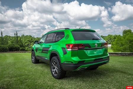 Volkswagen Atlas Por Apr 1