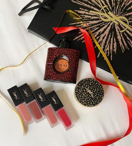 Ya hemos probado los imprescindibles de YSL para esta Navidad 2020: piezas de maquillaje y un perfume ideales para poner debajo del árbol