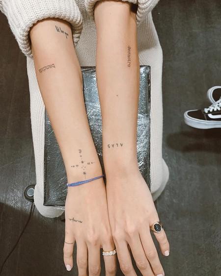 Aretha Fuste Tattoo