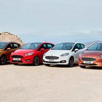 ¡Que comience la fiesta! Ford empezó la producción del Fiesta 2018 en Europa