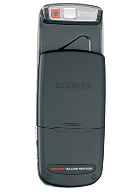 Samsung Z720 McLaren Mercedes