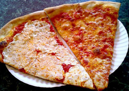 New York Pizza Slices