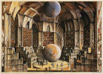 Lugares inventados por la literatura que parecen de verdad