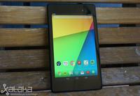 Nuevo Nexus 7, análisis del segundo tablet de Google y Asus