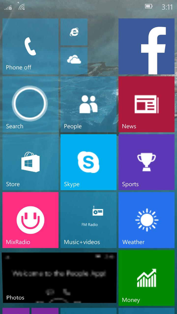Foto de Windows 10 Mobile build 10136 (86/92)