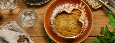 Txangurro o centollo a la donostiarra, receta fácil y rápida que es perfecta para compartir en Nochevieja (con vídeo incluido)