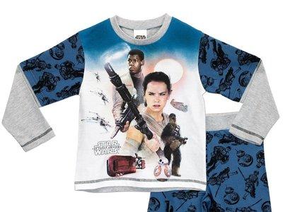 Pijama infantil Star Wars, 100% algodón, por 6,95 euros