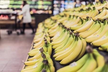 Frutas Temporada Puedes Disfrutar Septiembre Saludable Platano