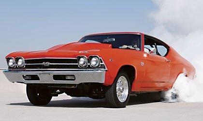"1969 Chevrolet Chevelle SS 396 ""Orangineered"""