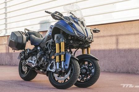 Yamaha Niken Gt 2019 Prueba 027