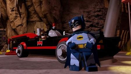 Sabor sesentero en las imágenes de LEGO Batman 3: más allá de Gotham