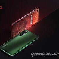 Ahórrate 100 euros cambiando tu viejo móvil por uno 5G: Amazon te deja el Realme X50 Pro por 399 euros