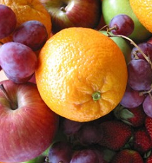 Comer poca fruta aumenta el riesgo de padecer asma