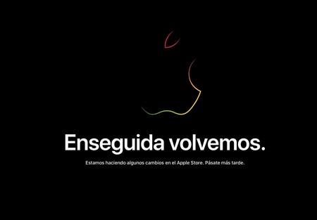 Cierra la Apple Store online a horas de la keynote: en breve tendremos los nuevos productos en la tienda