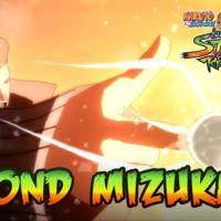 El segundo Mizukage hace su aparición en Naruto Shippuden: Ultimate Ninja Storm Revolution