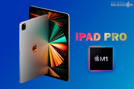 """Gran potencia con gran descuento: el iPad Pro (2021) de 11"""" con chip M1, Cellular y 512 GB por casi 100 euros menos en Amazon"""