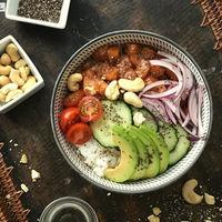 Paseo por la gastronomía de la red: frescas ensaladas para disfrutar en mayo