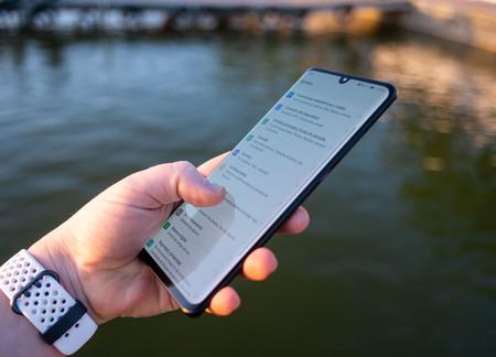 Huawei P30 Pro Uso Ajustes