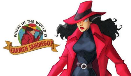 Vuelve 'Carmen Sandiego' en un revival para DS