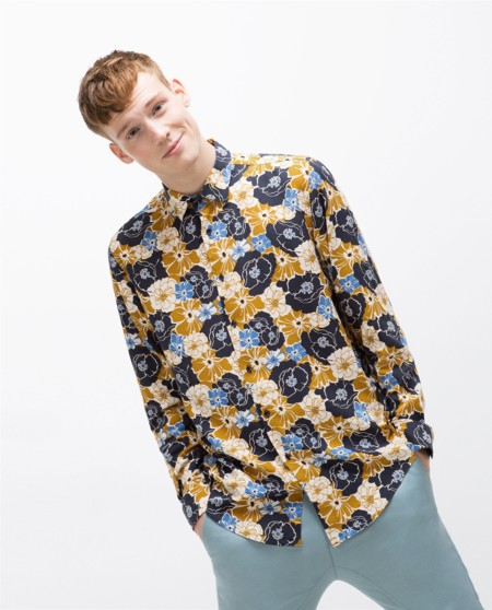 Color bloom: Zara vuelve a apostar por lo vintage para adelantarse a la primavera