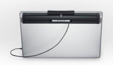 Logitech insiste en que le pongas altavoces a tu portátil