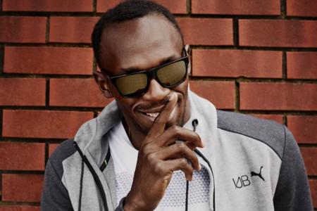 Puma Eyewear Wayfarer X Usain Bolt 0