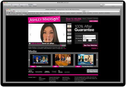 La privacidad en Internet no existe y el caso Ashley Madison es otra prueba más