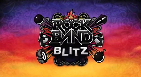 Lo nuevo de Harmonix se llama 'Rock Band Blitz'