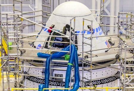 Así es la cápsula Starliner que Boeing y la NASA enviarán al espacio el 30 de julio: ya puedes registrarte para ver el despegue en línea