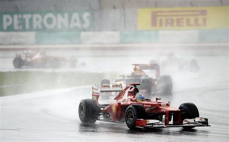 Ferrari sabe que tiene que mejorar el F2012 a pesar de la victoria en Sepang