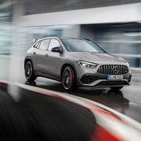 Nuevo Mercedes-AMG GLA 45: la versión radical del SUV compacto es ahora más bestia, con hasta 421 CV