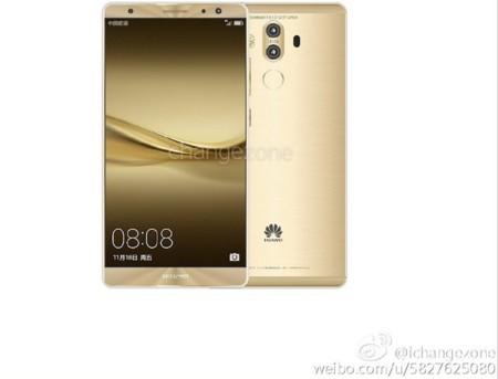 Huawei Mate 9 Renders 1