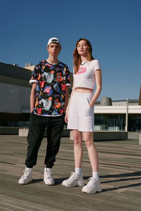Bershka Space Jam Capsule Collection 4