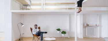 J House, diseño espacial en una casa construida dentro de otra casa